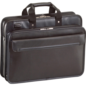 Targus Commuter Notebook Case - Leather - Black