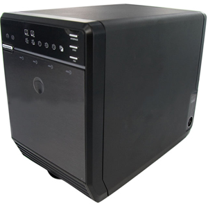 StarTech.com 4 Bay External Hard Drive Array Storage Tower - 4 x Total Bay - 4 x 3.5 Bay - USB 2.0