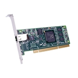 QLogic SANblade QLA4050C iSCSI Host Bus Adapter - 1 x RJ-45 - PCI-X - 100Mbps, 1Gbps