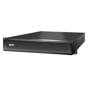 APC SMX48RMBP2U UPS External Battery Pack - 48V DC - Spill Proof, Maintenance Free Sealed Lead Acid Hot-swappable