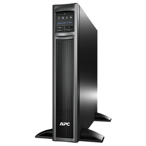 APC Smart-UPS X 750 VA Tower/Rack Mountable UPS - 750VA/600W - 14.2 Minute Full Load - 8 x NEMA 5-15R