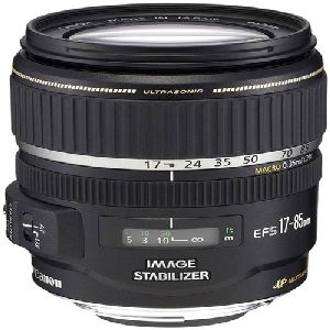 Canon EF-S 17-85MM f/4-5.6 IS USM Standard Zoom Lens - f/4 to 5.6