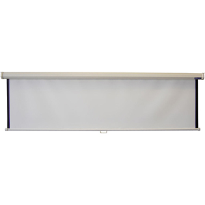 "VUTEC EconoPro Manual Projection Screen - Matte White - 100"" Diagonal"