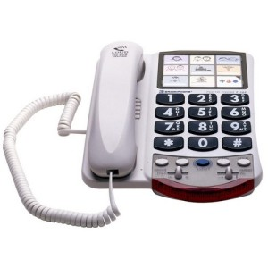 Click here for Clarity CLAP300 Amplified Corded Photo Phone prices