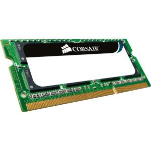 Corsair 4GB DDR3 SDRAM Memory Module - 4GB - 1066MHz DDR3-1066/PC3-8500 - DDR3 SDRAM - 204-pin SoDIMM
