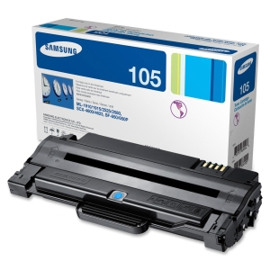 Samsung Toner Cartridge - Black - Laser - 1500 Page - 1 Each