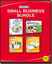 PrintShop Small Business Bundle - Printshop 22, Ultimate Organizer & More!