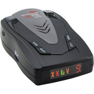 Whistler XTR-265 Radar/Laser Detector - X-band, K-band, Ka Superwide, Ka Band, Laser - VG-2 Alert, VG-2 Immunity - City, Highway - 360 Detection
