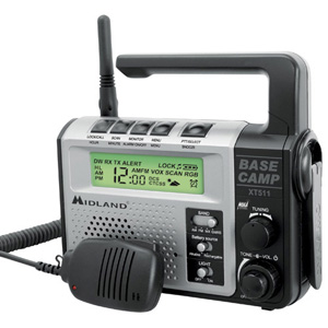 Midland XT511 Base Camp 2-Way Radio