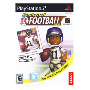 Backyard Football 2006 (Playstation 2)