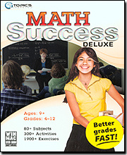 Math Success Deluxe - Better Grades Fast