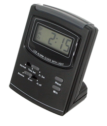 Embark Digital Alarm Clock