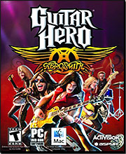 Guitar Hero Aerosmith (Game Only)