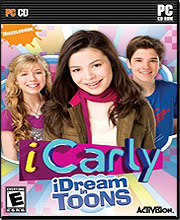 iCarly iDream in Toons