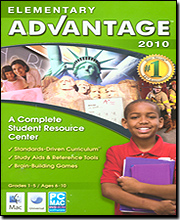 Elementary Advantage '10