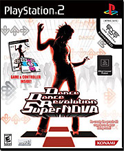Dance Dance Revolution Supernova Bundle (Playstation 2) *Open Box*