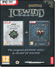 Icewind Dale with Heart of Winter Expansion