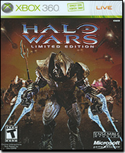 Halo Wars Limited Limited Edition (Xbox 360) - French Version