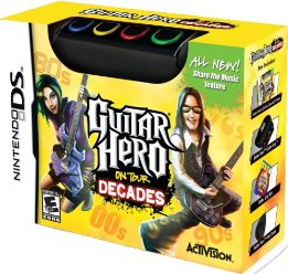 Guitar Hero on Tour Decades Bundle (Nintendo DS)