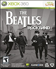 The Beatles: Rock Band - Game Only (Xbox 360)