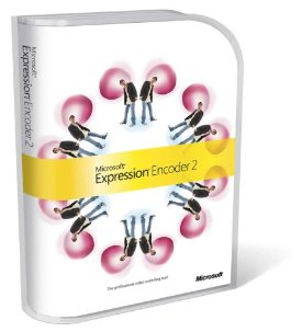 Microsoft Expression Encoder 2 Upgrade