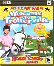My Horse Farm - Welcome To Trotterville