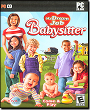 My Dream Job - Babysitter