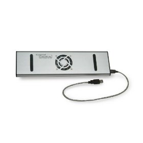 Royal USB Notebook Cooler with Hub and Card Reader - 29247Z