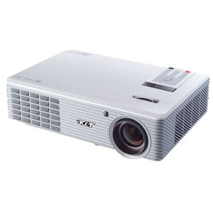 Acer H5360 DLP Projector - 720p - HDTV - 16:9 - 1280 x 720 - 3,200:1 - 2500 lm - HDMI - VGA In - 1 Year Warranty