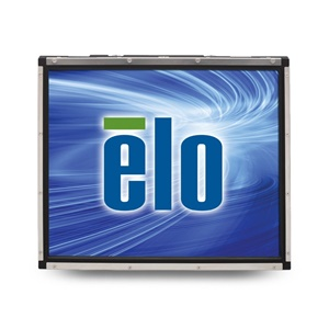 Elo 1739L 17&quot; Open-frame LCD Touchscreen Monitor - 5:4 - 7.20 ms - 5-wire Resistive - 1280 x 1024 - 16.7 Million Colors - 1,000:1 - 300 Nit - USB - VGA - Steel, Black - 3 Year