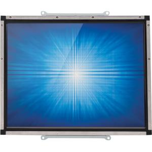"Elo Touch Solutions 1537L 15"" Open-frame LCD Touchscreen Monitor - 4:3 - 14.50 ms - 5-wire Resistive - 1024 x 768 - 16.2 Million Colors - 500:1 - 250 Nit - USB - VGA - Steel, Black - 3 Year"