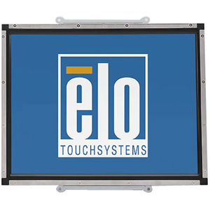 "Elo 1537L 15"" Open-frame LCD Touchscreen Monitor - 4:3 - 14.50 ms - Surface Acoustic Wave - 1024 x 768 - 16.2 Million Colors - 500:1 - 250 Nit - USB - VGA - Steel, Black - 3 Year"