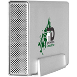 Fantom GreenDrive 2 TB External Hard Drive - eSATA, USB 2.0 - 32 MB Buffer
