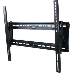 "Atdec Telehook TH-3070-UT wall tilt TV mount universal VESA with security feature black - 42"" to 80"" Screen Support - 200.00 lb Load Capacity - Steel - Silver"