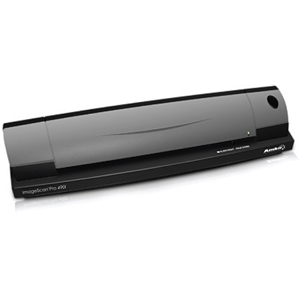 Ambir ImageScan Pro 490i Sheetfed Scanner - 48 bit Color - 8 bit Grayscale - 600 dpi - USB