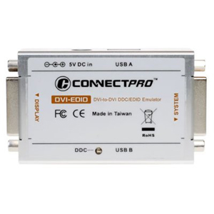 Connectpro DVI-EDID-KITU1 Video Emulator - USB