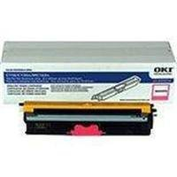 Oki Toner Cartridge - Magenta - LED - 2500 Page