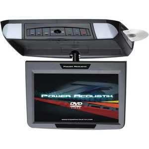 "Power Acoustik PMD-90CM Car Video Player - 9"" Active Matrix TFT LCD - NTSC, PAL - 16:9 - DVD-RW, CD-RW, Secure Digital (SD) - DVD Video, Video CD, SVCD, DivX, MP4 - FM"