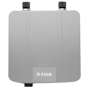 D-Link AirPremier N DAP-3520 Dual Band Exterior Wireless Access Point - IEEE 802.11n (draft) 300Mbps - 1 x 10/100Base-TX PoE