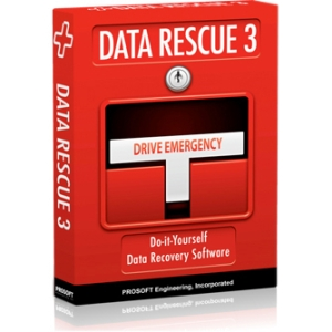 Prosoft Data Rescue 3 - Data Recovery - Mac