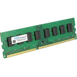 EDGE Tech 4GB DDR3 SDRAM Memory Module - 4GB (1 x 4GB) - 1333MHz DDR3-1333/PC3-10600 - Non-ECC - DDR3 SDRAM - 240-pin DIMM