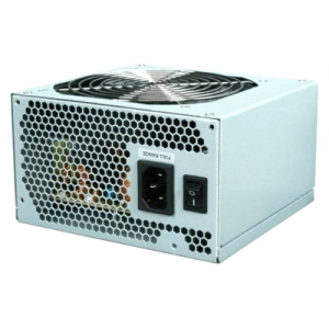 Sparkle Power Green 500W ATX12V Power Supply - 80% - 110 V AC, 220 V AC