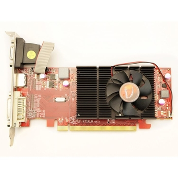 Visiontek Radeon HD 4350 Graphics Card - ATi Radeon HD 4350 - 512MB DDR2 SDRAM 64bit - PCI Express x16
