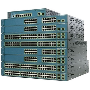 Cisco Catalyst 3560 48-Port Multi-Layer Ethernet Switch - 48 x 10/100/1000Base-T