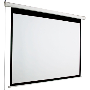 "Draper AccuScreen Electric Projection Screen - 52"" x 92"" - Matte White - 106"" Diagonal"