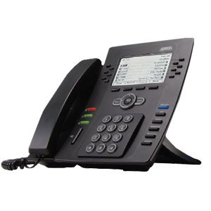 Adtran IP 706 IP Phone - Headset, 2 x 10/100Base-TX - 6Phoneline(s) - Programmable - Desktop