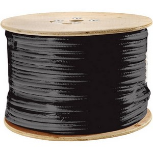 METRA Primary Cable - 500ft - Black