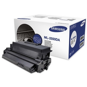 Samsung Black Toner Cartridge - Black - Laser - 8000 Page