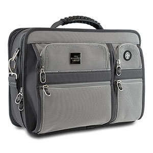 Sharper Image Airwerks Collection TSA Computer Organizer Case - up to 15&quot;
