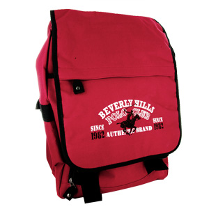 Beverly Hills Polo Club The Umpire Backpack - Red